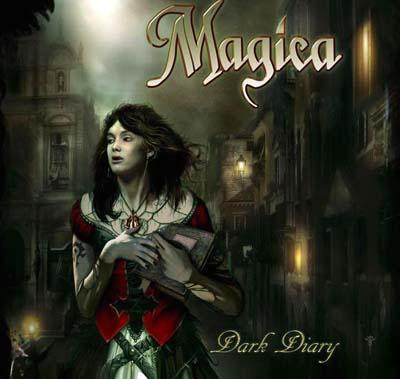 (Melodic Heavy Metal / Power Metal) Magica - Dark Diary - 2010, APE (image+.cue+scans), lossless